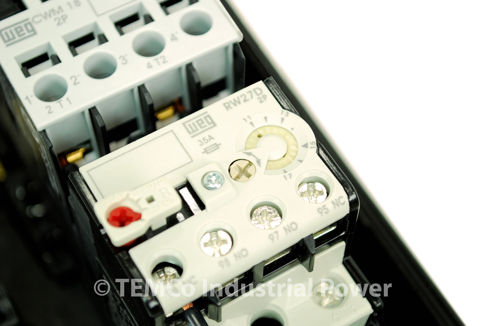 Motor Starter 5hp 460 V Volt 3 Phase 5 6 8 Amp Washdown