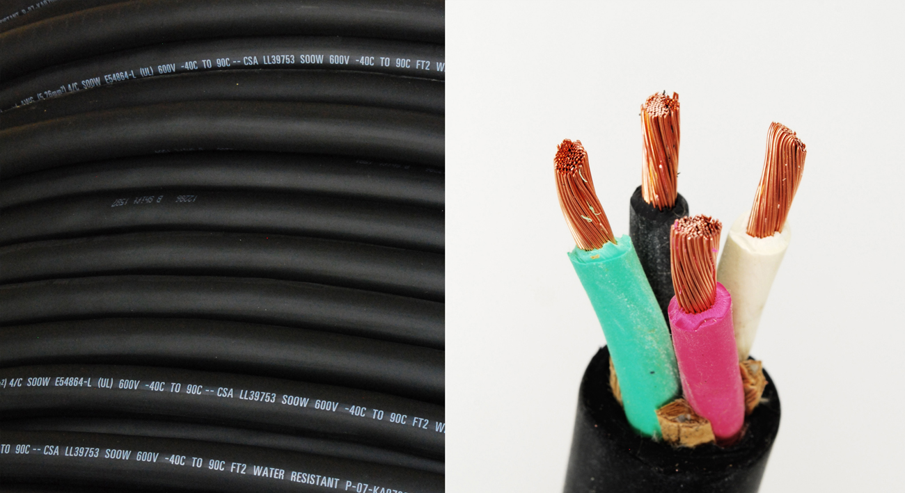 Soow Cable Specifications : Soow so cord per foot usa portable outdoor indoor