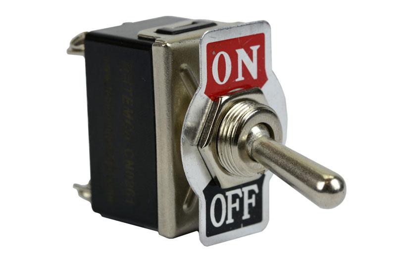 TEMCo Heavy Duty 20A 125V ON-OFF DPST 4 Terminal Toggle Switch | eBay
