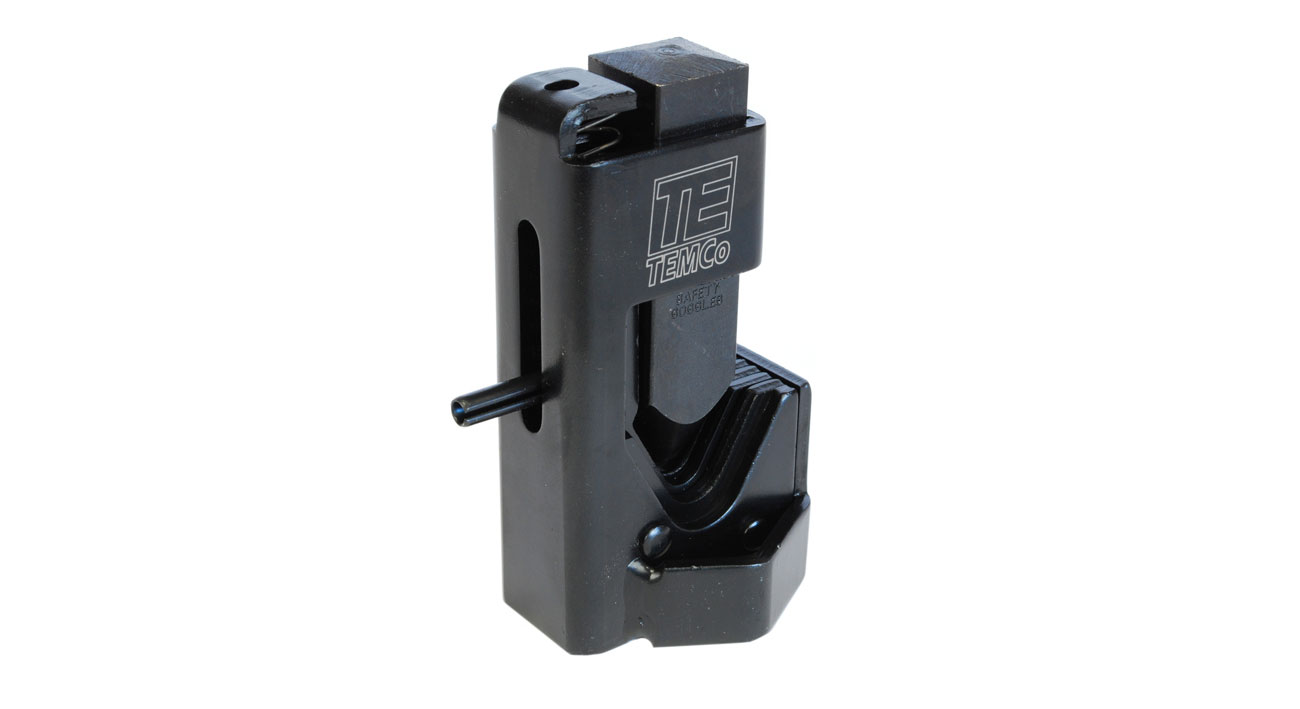 TEMCo Battery Cable Hammer Crimper - Wire Terminal Welding Lug ...